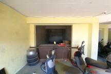 Garage of 21 m2 with land of 76 m2